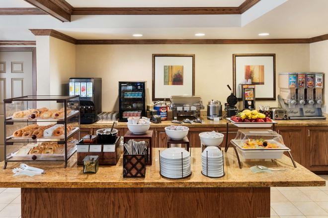 Country Inn & Suites by Radisson, Texarkana TX - Texarkana - Μπουφές