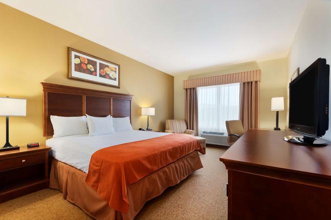 Country Inn & Suites by Radisson, Texarkana TX - Texarkana - Κρεβατοκάμαρα