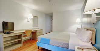 Motel 6 Newport, RI - ניופורט - חדר שינה