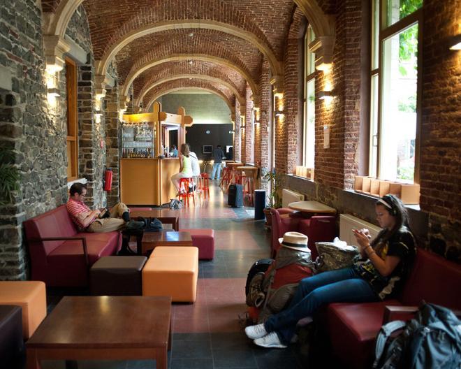 Liège Youth Hostel - Liège - Aula