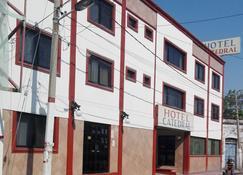 Hotel Catedral - Ciudad del Carmen - Building