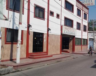 Hotel Catedral - Сьюдад Дель Кармен - Building