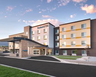 Fairfield Inn & Suites by Marriott Livingston Yellowstone - Livingston - Edificio
