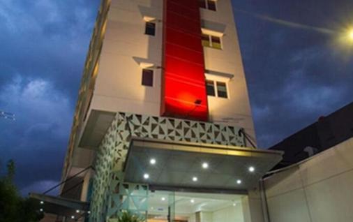 西克尼飯店 - 雅加達 - 建築
