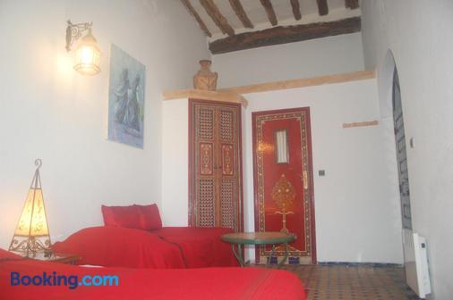 Riad Le Grand Large - Essaouira - Phòng ngủ