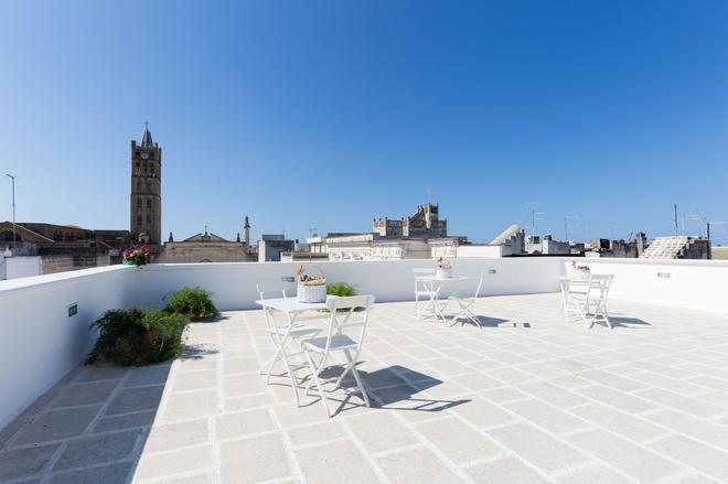 Tangram House - Apulia Holiday - Pulsano - Balcony