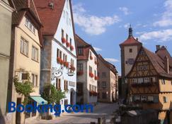 Glocke Weingut und Hotel - Rothenburg ob der Tauber - Edificio