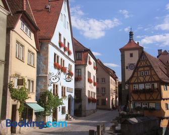 Glocke Weingut und Hotel - Ротенбург-об-дер-Таубер - Здание