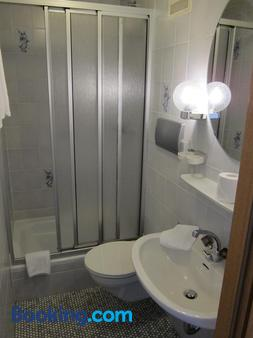 Haus Am Kurpark Hotel Garni - Schomberg (Calw) - Baño