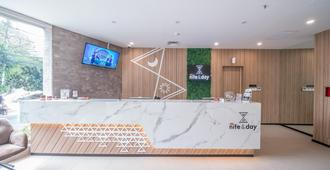 All Nite & Day Residence - Kebon Jeruk - Jakarta - Front desk