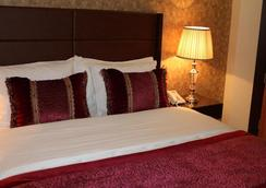Obhur Home Hotel Apartments - Jeddah - Bedroom