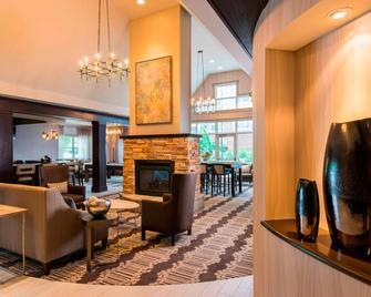 Residence Inn by Marriott Worcester - Worcester - Area lounge