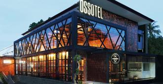 峇里島勒吉安奧索特爾酒店 - 雷根 - 庫塔 - 建築