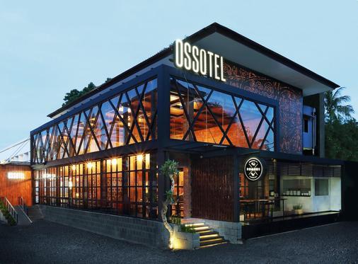 Ossotel Legian Bali - Kuta - Toà nhà