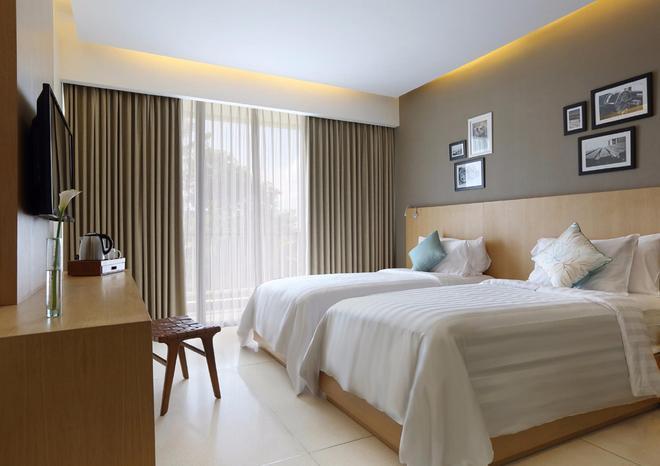 峇里島勒吉安奧索特爾酒店 - 雷根 - 庫塔 - 臥室