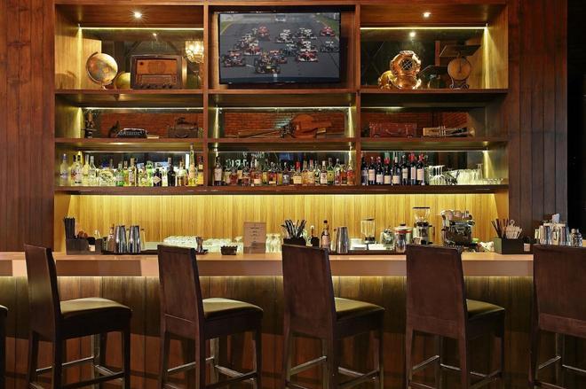 峇里島勒吉安奧索特爾酒店 - 雷根 - 庫塔 - 酒吧