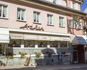 Hotel Café Adler - Triberg - Building