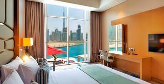 Canal Central Hotel - Dubai - Bedroom