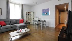 Italianway - Vittoria Colonna - Mailand - Wohnzimmer