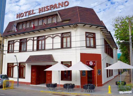 Hotel Hispano - Viña del Mar - Rakennus