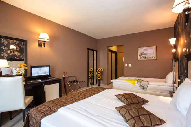 Best Western Lozenetz Hotel - Sofia - Bedroom