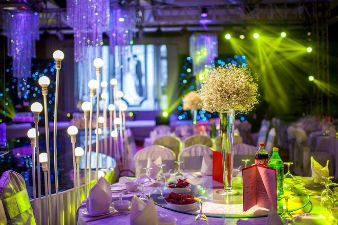 The Longemont Shenyang - Shenyang - Salle de banquet