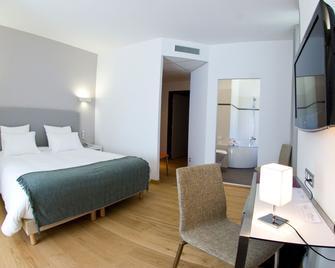 Le Manoir D Agnès - Tarascon-sur-Ariège - Bedroom
