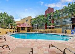 The Link Hotel on Sunrise - Fort Lauderdale - Piscina