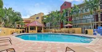The Link Hotel on Sunrise - Fort Lauderdale - Piscine