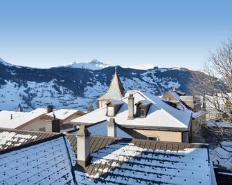 Eiger Selfness Hotel - Zeit für mich - Grindelwald - Slaapkamer