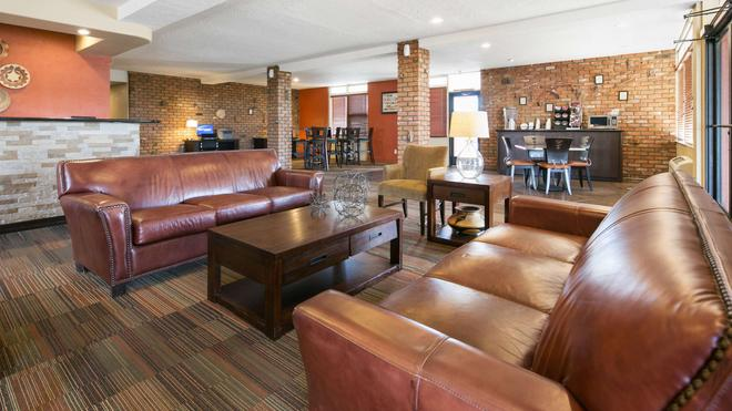 Best Western Pony Soldier Inn & Suites - Flagstaff - Σαλόνι ξενοδοχείου