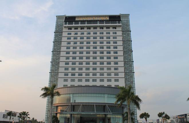 Grand Alora Hotel - Alor Setar - Rakennus