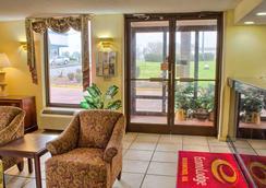 Econo Lodge - Richmond - Lobby