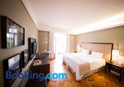 Hotel Escola Bela Vista - Volta Redonda - Bedroom