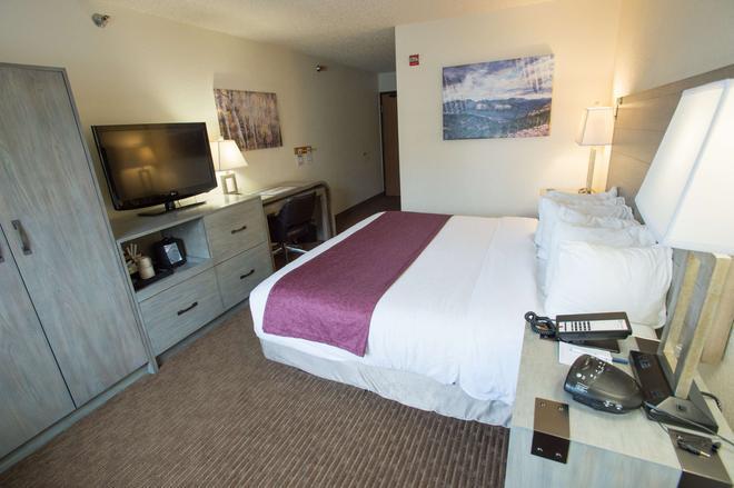 Best Western Alpenglo Lodge - Winter Park - Soveværelse