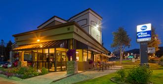Best Western Alpenglo Lodge - Winter Park - Edificio