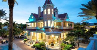 Southernmost House Hotel - קי ווסט - בניין