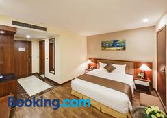 Muong Thanh Holiday Moc Chau Hotel - Thị Trấn Mộc Châu - Bedroom