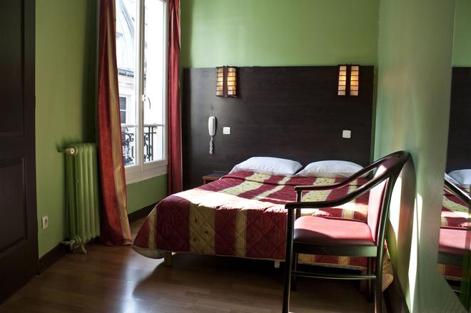 Hotel Cambrai - Paris - Phòng ngủ