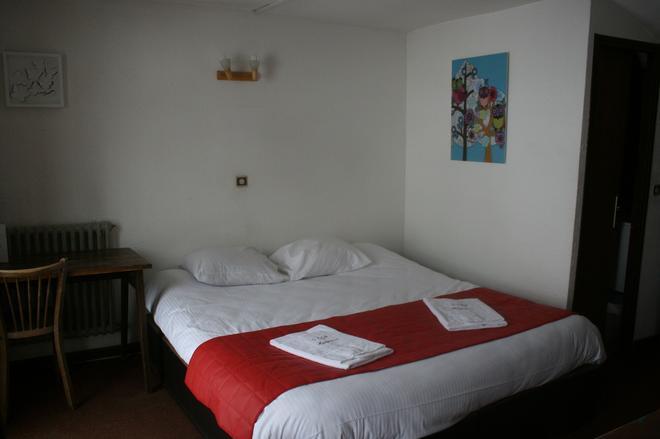 Chalet Hôtel La Rafale - Montgenèvre - Bedroom