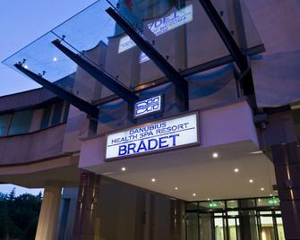 Ensana Bradet - Sovata - Gebäude