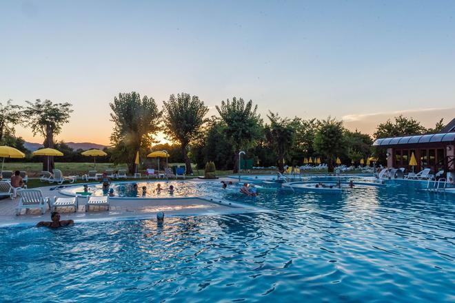 Terme Preistoriche Resort & Spa - Montegrotto Terme - Uima-allas