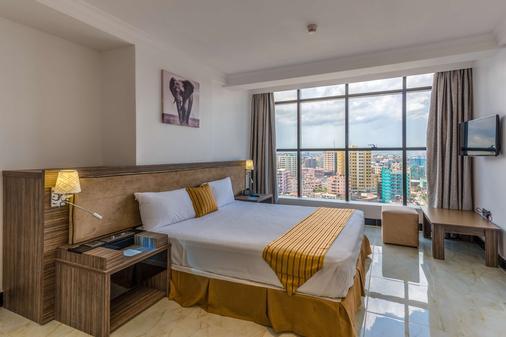 Golden Tulip Dar Es Salaam City Center Hotel - Νταρ ες Σαλάμ - Κρεβατοκάμαρα