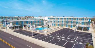 The Caprice Motel - Wildwood - Pool