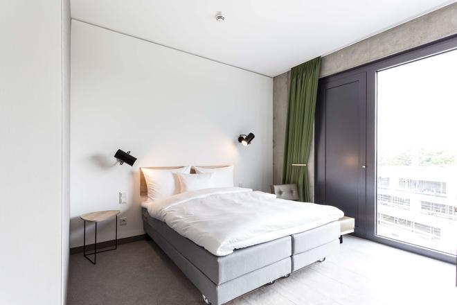 Gambino Hotel Cincinnati - München - Makuuhuone