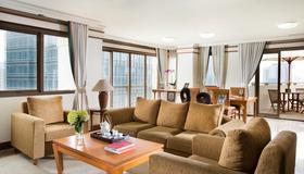 Somerset Grand Citra Jakarta - Jakarta - Living room