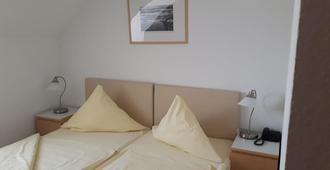 Hotel Central - Erlangen - Schlafzimmer