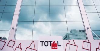 Total Hotel - סאו פאולו - בניין