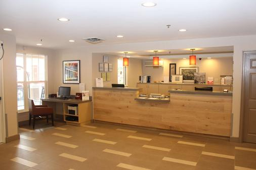 Country Inn & Suites by Radisson, Nashville, TN - Nashville - Lễ tân
