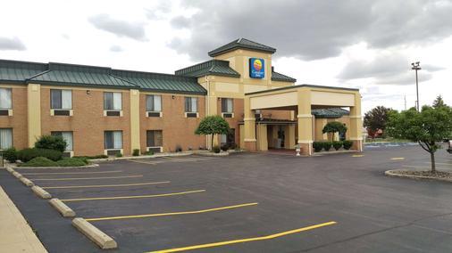 Comfort Inn - Huntington - Gebäude